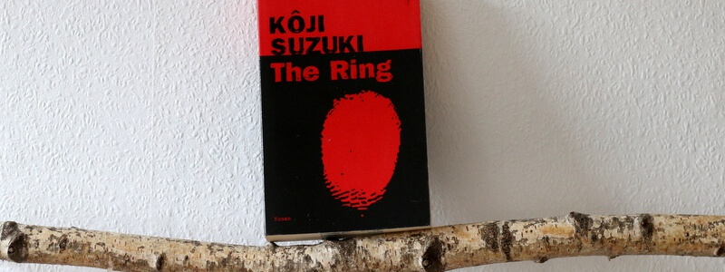 the ring, japan special, koji suzuki