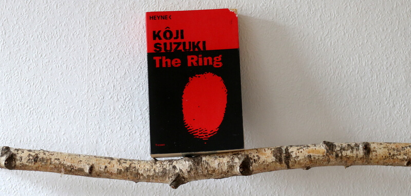 the ring, japan special, koji suzuki
