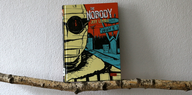 """ Comic  """"The Nobody"""""""