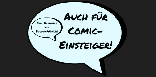 comics für einsteiger
