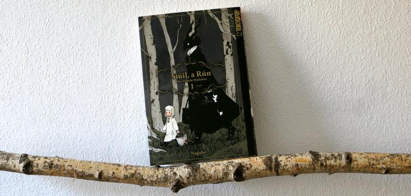 """ Comic  """"Siúil, a Rún"""""""