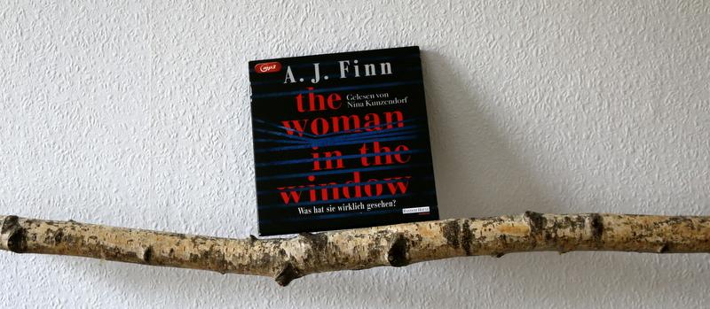 """ Crime  """"The Woman in the Window"""""""