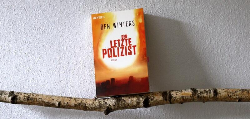 ben winters, der letzte polizist, roman, heyne, crime