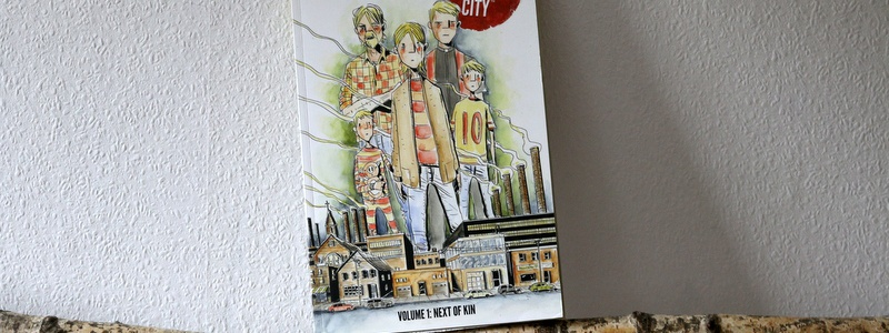 royal city, jeff lemire, comic