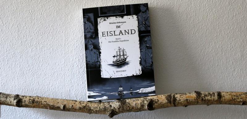 " Comic  ""Im Eisland"" (Band 1)"