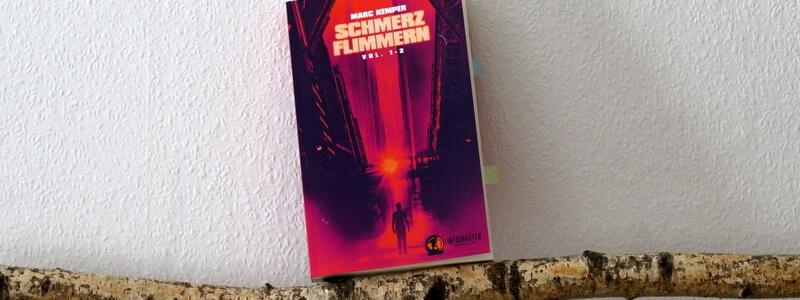 schmerzflimmern, crime, humor, buchkritik, selfpublisher, indieverlag