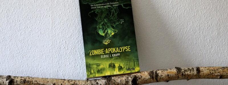 zombie apokalypse, horror, buchkritik, festa