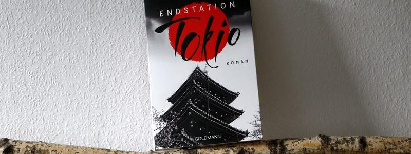 endstation tokio, roman, krimi, japan, buchkritik
