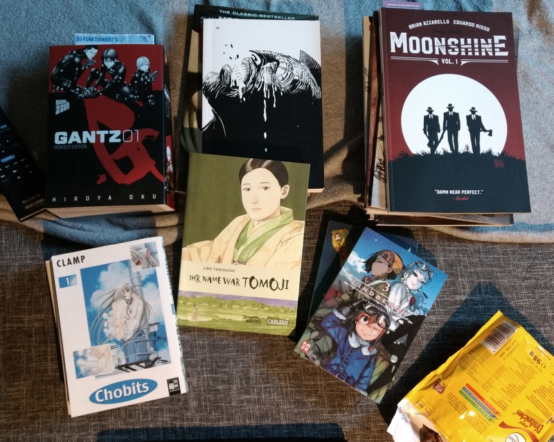 lesenacht, manga, comic, lena, september