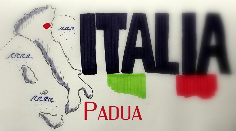 padua, italien november, crime
