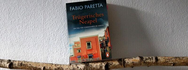 neapel, italiennovember, fabio Paretta, buchkritik, crime