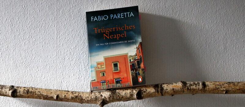""" Crime  """"Trügerisches Neapel"""""""