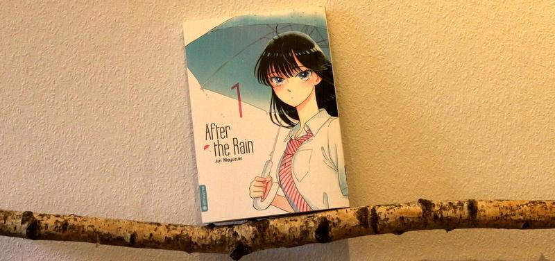 " Manga  ""After the Rain"""