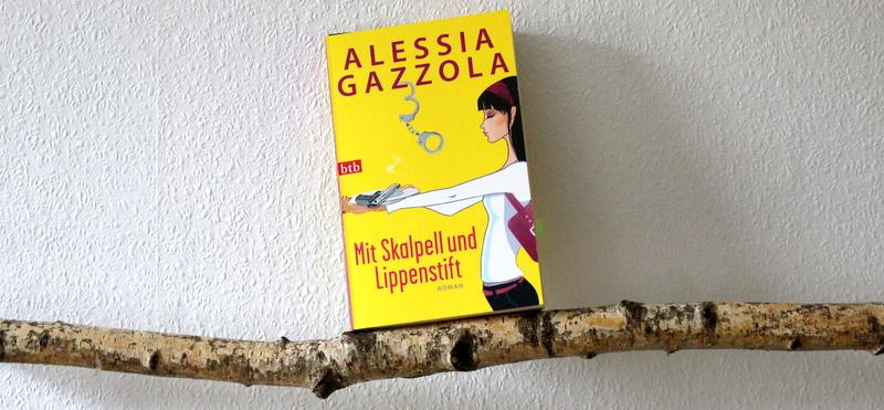 """ Crime  """"Mit Skalpell und Lippenstift"""""""