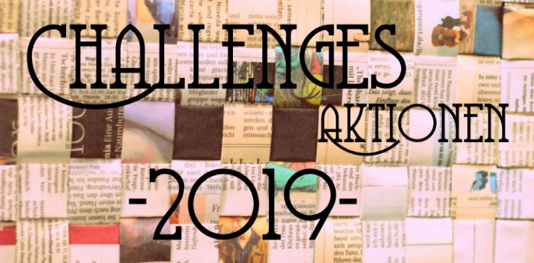 """ Aktion  """"Geplante Challenges 2019"""""""