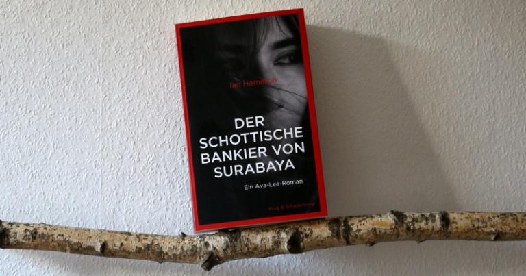 """ Crime  """"Der schottische Bankier von Surabaya"""""""