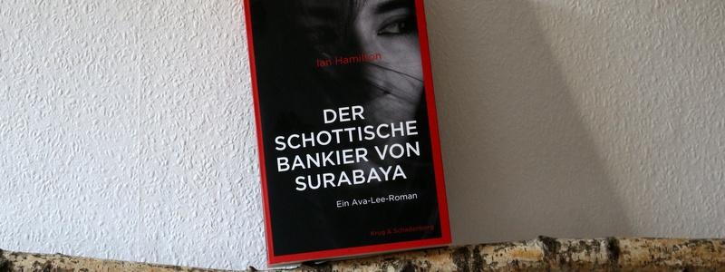 der schottische Bankier von Surabaya, crime, buchkritik