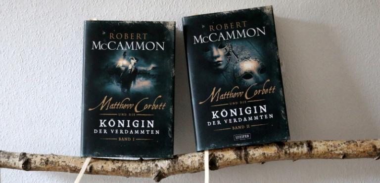 """ Crime  """"Matthew Corbett und die Königin der Verdammten"""""""