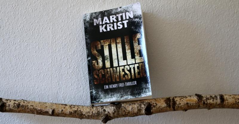 stille schwester, krist, crime, buchkritik