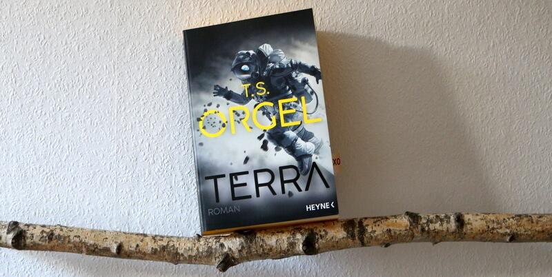 terra, ts orgel, scifi, buchkritik, cover
