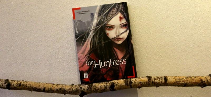 " Manga  ""The Huntress"""