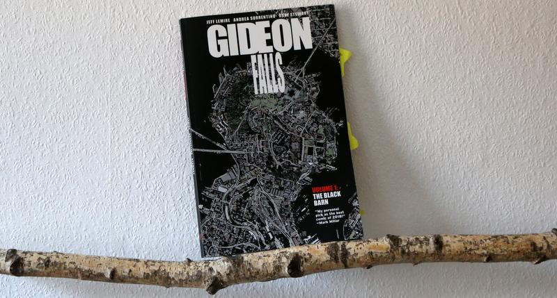 gideon falls, jeff lemire