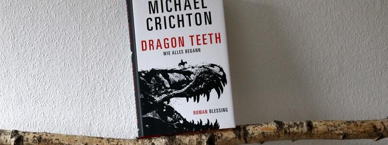 dragon teeth, crichton, buchkritik