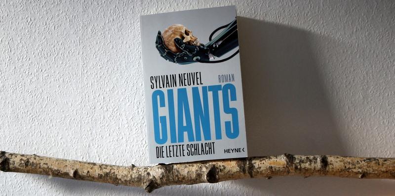 giants, Sylvain Neuvel, scifi