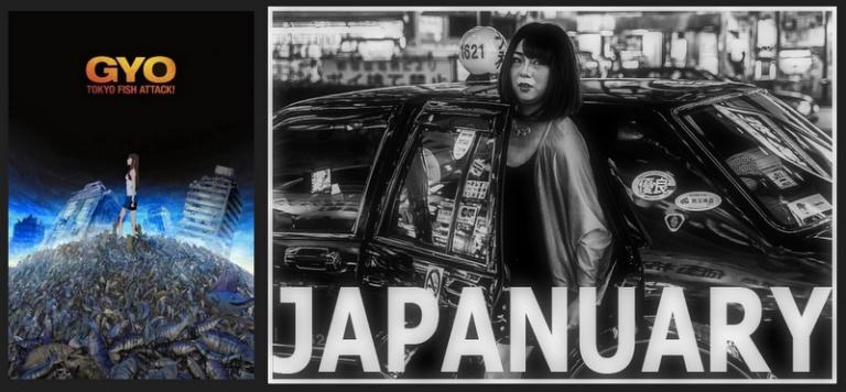 " Japanuary  ""Gyo"""
