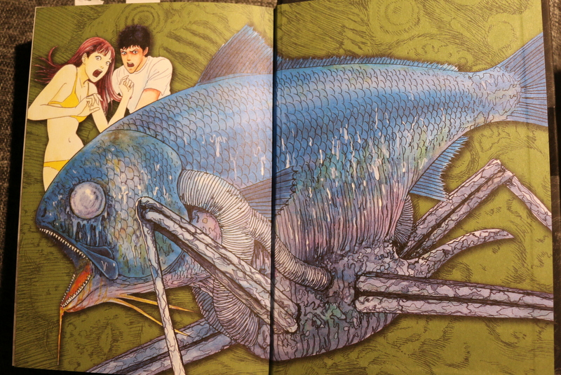 gyo, manga, japanuary