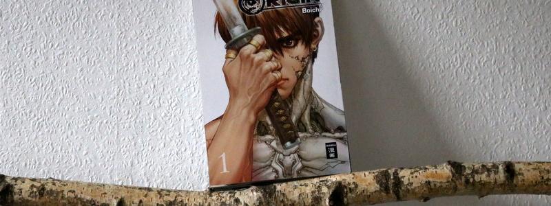 origin, manga, egmont manga, boichi