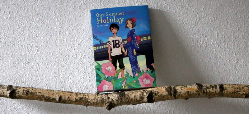 """ Manga  """"Our Summer Holiday"""""""