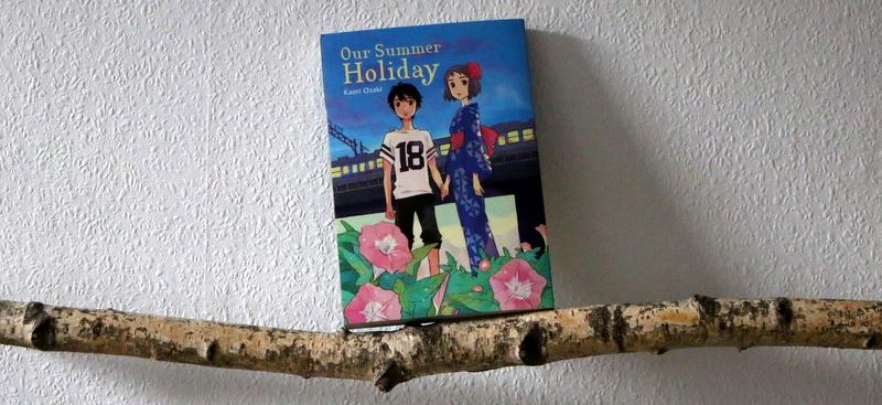 our summer holiday, manga, kaori ozaki