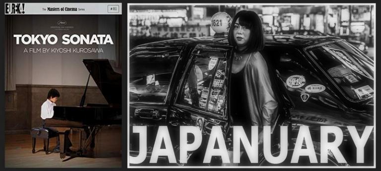 """ Japanuary  """"Tokyo Sonata"""""""