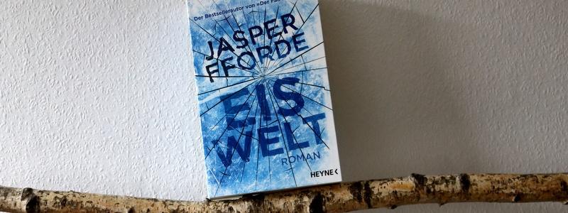 eiswelt, jasper fforde