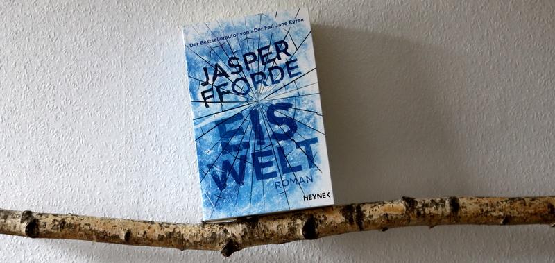 " Roman  ""Eiswelt"""