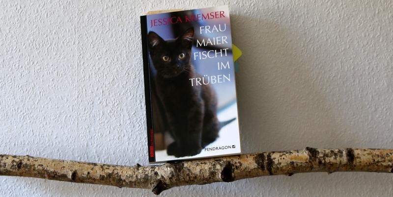 """ Crime  """"Frau Maier fischt im Trüben"""""""