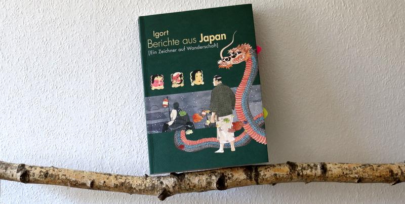 """ Comic  """"Berichte aus Japan"""""""