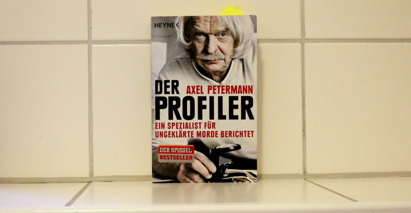 der profiler. axel petermann