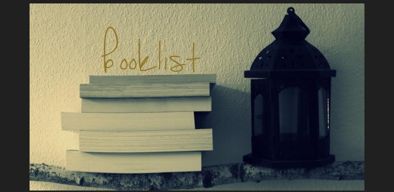header, booklist