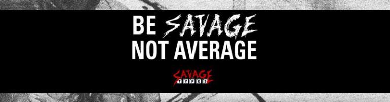 """ Aktion  """"Savage Types"""""""