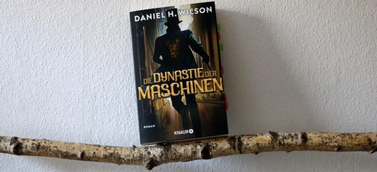""" Fantasy  """"Die Dynastie der Maschinen"""""""