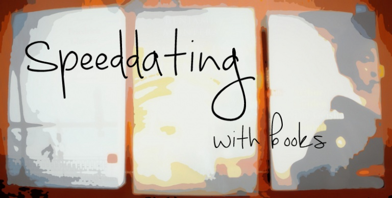 """ Aktion  """"Speeddating with Books"""" 05-19"""