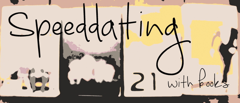 "|Aktion| ""Speeddating with Books"" 05-19"