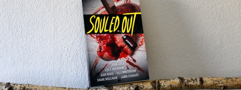 souled out buchcover