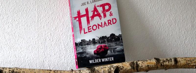 hap & leonard buchcover