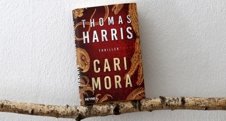 " Crime  ""Cari Mora"""