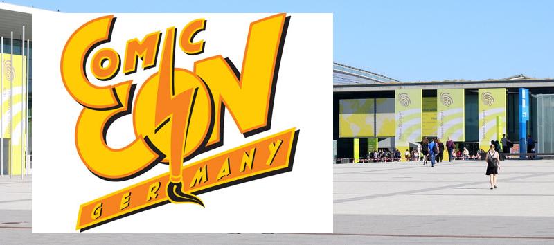" Unterwegs  ""Comic Con Stuttgart 2019"""