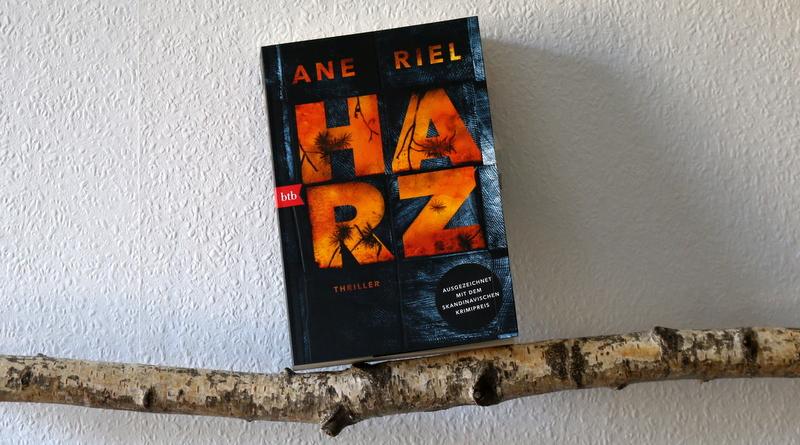 Harz Buchcover