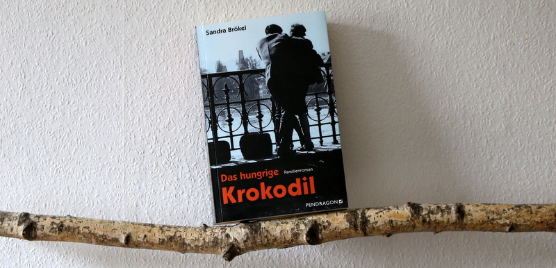 " Roman  ""Das hungrige Krokodil"""